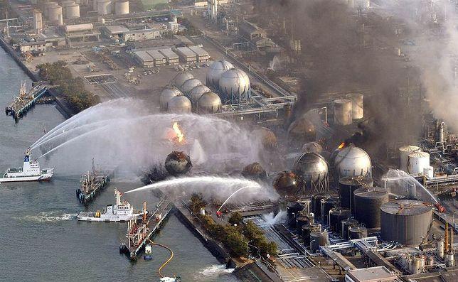 Radioaktywne substancje z Fukushimy znalezione na drugim kontynencie. Trafiły nawet do win