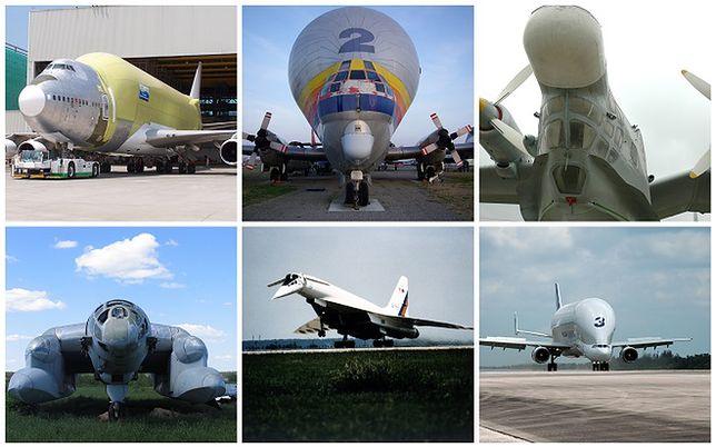 Najbrzydsze samoloty świata?