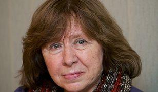 Swietłana Aleksijewicz laureatką Literackiej Nagrody Nobla