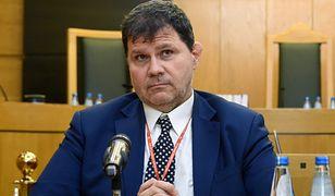 Mariusz Muszyński nie stawił się na przesłuchaniu w KRS