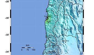 Do trzęsienia ziemi doszło w sobotni wieczór.