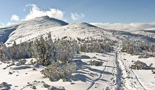 Próby wejścia na Śnieżkę mogą być śmiertelnie niebezpieczne