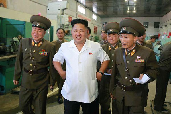 Korea Północna gotowa do próby nuklearnej?