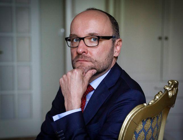 Kamil Zaradkiewicz dogadał się z nową prezes TK. Dostanie 3 pensje za zwolnienie go przez Rzeplińskiego