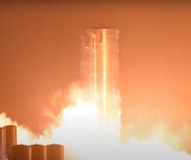 Rakieta SpaceX eksplodowała