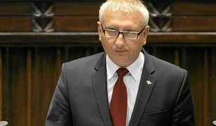Stanisław Pięta do niedawna był posłem PiS