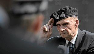 Gen. Zbigniew Ścibor-Rylski jest prezesem Związku Powstańców Warszawskich