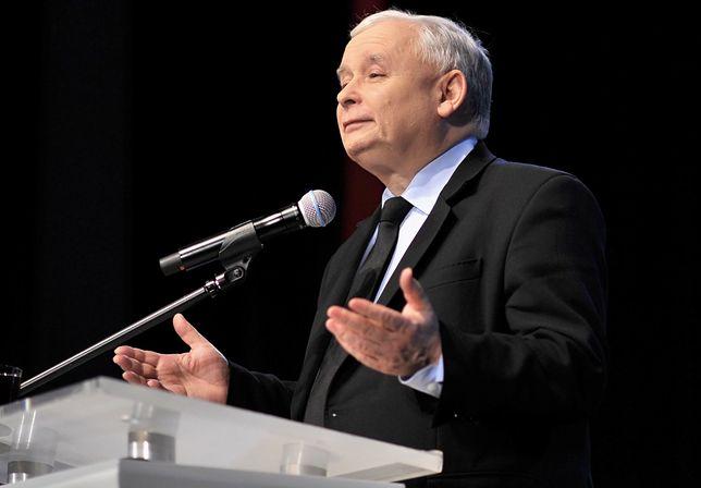 Jarosław Kaczyński zapewne wie, dlaczego ludzie głosują na PiS