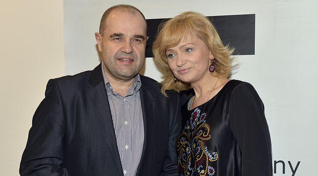 Cezary i Katarzyna Żakowie są dumni z córek