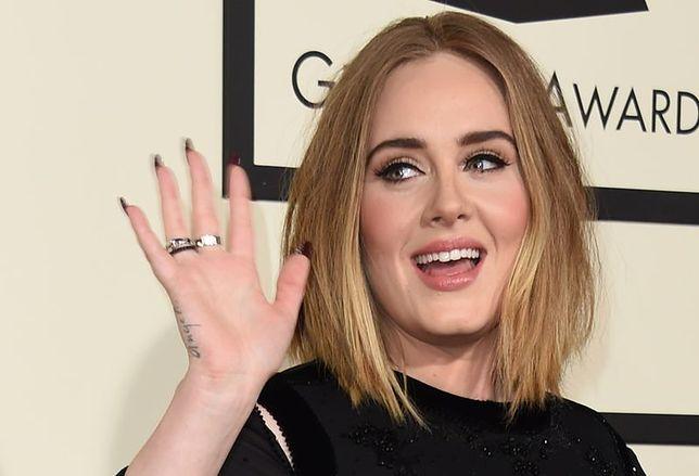 Adele przedstawiła nowego chłopaka przyjaciołom