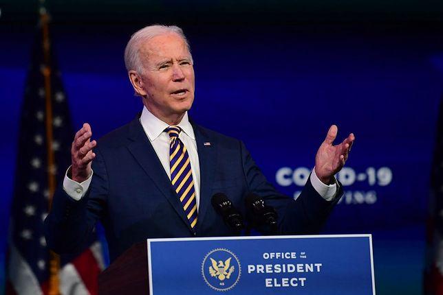 Joe Biden. Zaprzysiężenie prezydenta 20 stycznia