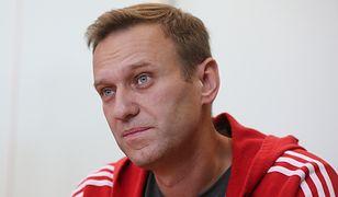 Rosja. Lekarze zbadali Aleksieja Nawalnego