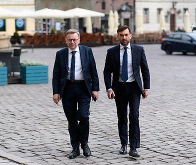 Wydał biografię Kaczyńskiego. Teraz prezes PiS chce, żeby został prezydentem Poznania