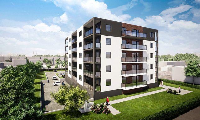 Śląskie. Przy ulicy Żeromskiego 45 w Zabrzu powstanie pięciokondygnacyjny budynek mieszkalny z windą i garażami podziemnymi.