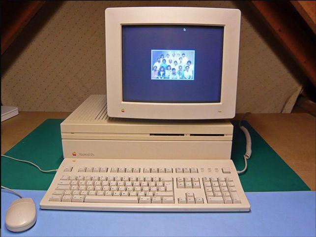 Macintosh IIfx. To właśnie on opanował rynek DTP w który pierwotnie celowało Atari TT.
