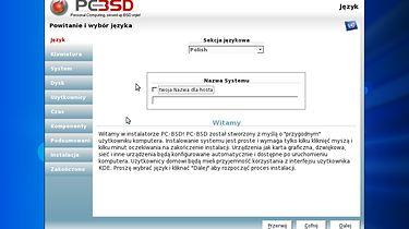 PC-BSD - BSD dla mas?