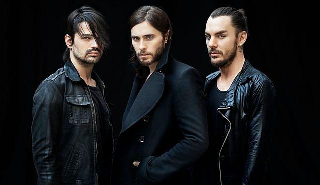 Jared is back! Thirty Seconds to Mars wracają do Polski!