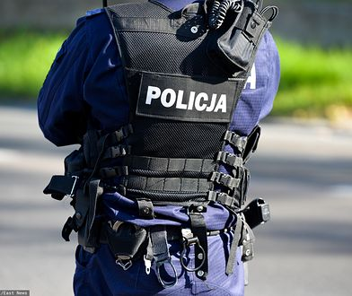 Koronawirus w policji