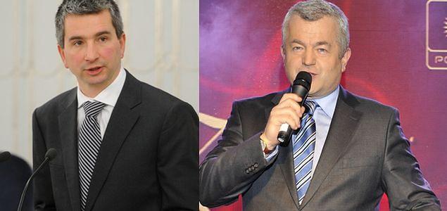 Jarosław Gugała zaśpiewał dla ministra finansów!