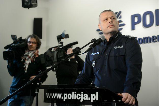 Żona Zbigniewa Maja, byłego komendanta głównego policji, zwolniona z pracy