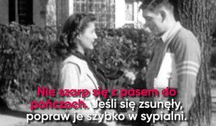 Jak wyglądały randki w latach 30.?
