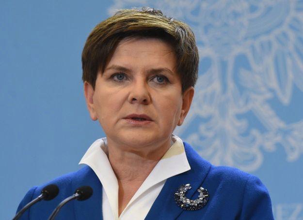 Premier Beata Szydło weźmie udział w spotkaniach przywódców w Brukseli i w Paryżu