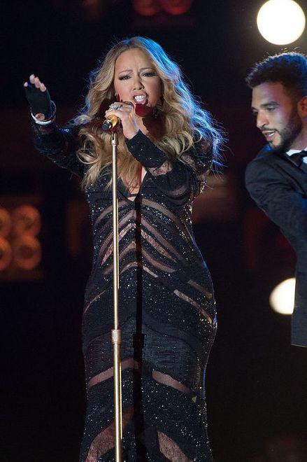 Mariah Carey zaliczyła wpadkę. To był sabotaż?