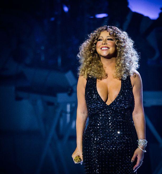 LAS VEGAS, NV - May 6: Mariah Carey debuts her residency show, MARIAH
