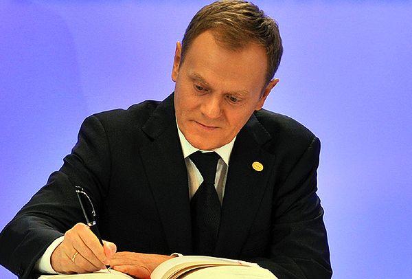 Donald Tusk złożył kondolencje Władimirowi Putinowi