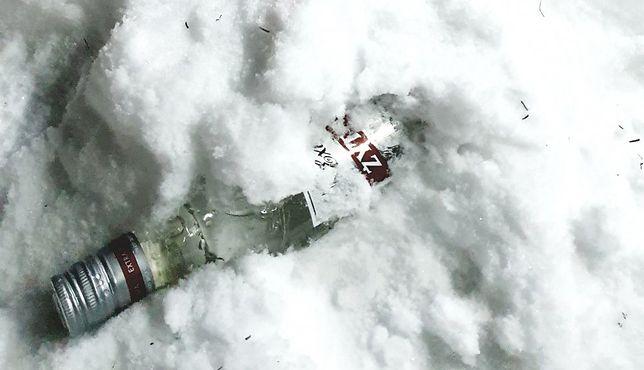 Ruda Sląska. W poszukiwania pijanych nastolatków zaangażowane były wszystkie służby.
