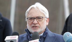 Prof. Wojciech Maksymowicz złożył ważną deklarację. Reakcja Jarosława Sellina