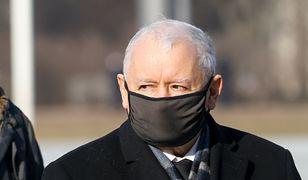 Jarosław Kaczyński o swoim następcy. Reakcja Jarosława Sellina