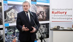 Polin. Piotr Gliński interweniuje ws. konferencji o dokonaniach Lecha Kaczyńskiego