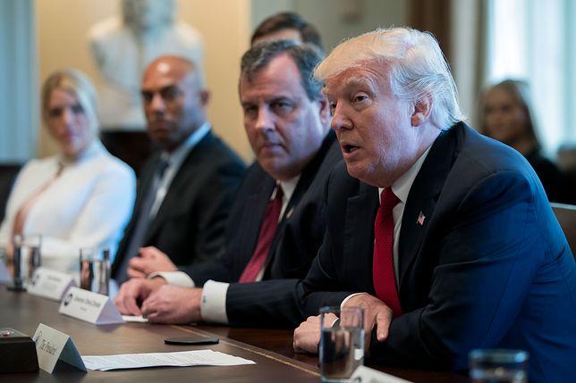 Adwokat Trumpa ws. pozwu o molestowanie: prezydent ma immunitet