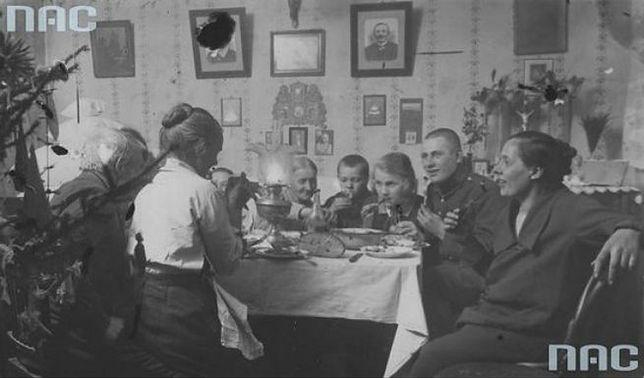 Wigilia w Warszawie, 1926 rok
