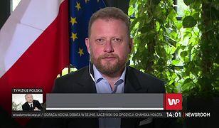 Awantura w Sejmie. Łukasz Szumowski tłumaczy zachowanie Kaczyńskiego