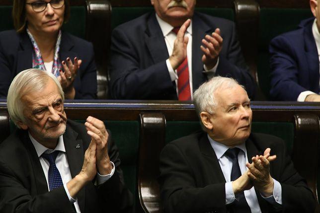 Bielan powiedział, jak Kaczyński ocenia Morawieckiego
