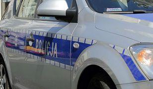 Wypadek na Armii Krajowej - okoliczności bada policja.