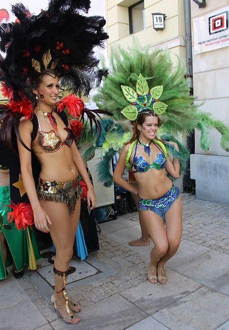 Wielokulturowe Warszawskie Street Party 2014