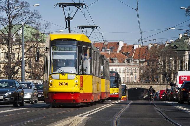 Dwa weekendy bez tramwajów na Jagiellońskiej [infografika]