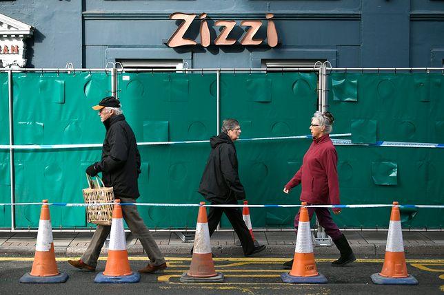 """W restauracji """"Zizzi"""" odkryto ślady trucizny"""