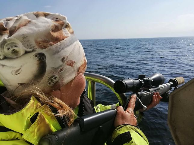 Polowanie na foki na Bałtyku