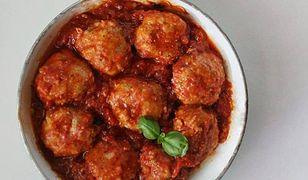 Pulpeciki we włoskim stylu. Rodzinny obiad