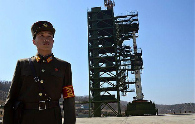 Korea Płn. przygotowuje się do testu pocisku rakietowego?
