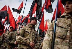 """Ukraińscy nacjonaliści próbowali zakłócić uroczystość. """"To prowokacja"""""""
