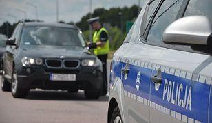 Nastolatek został ukarany mandatem w wysokości tysiąca złotych