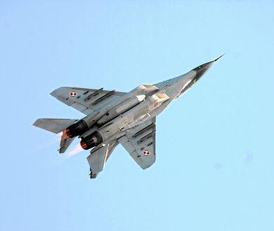 Do katastrofy doszło kilka kilometrów od Bazy Lotnictwa Taktycznego w Mińsku Mazowieckim