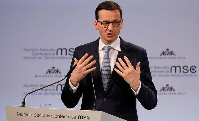 Analiza niefortunnego tygodnia z kariery premiera Morawieckiego dziennikarzy WP wywołała spory odzew. Poniżej przedruk jednego z tekstów polemicznych