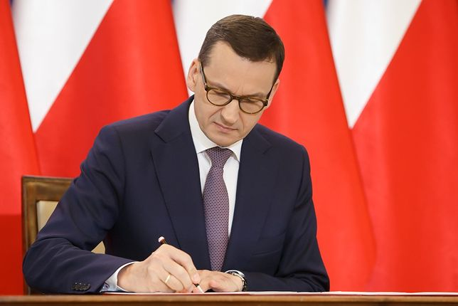Mateusz Morawiecki podpisał porozumienie z premierem Izraela Beniaminem Netanjahu.
