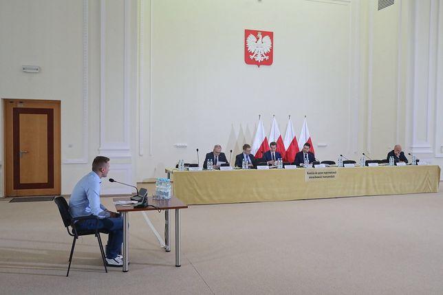 Komisja weryfikacyjna ukarała Kamila Kobylarza. Zapłaci 10 tys. zł grzywny